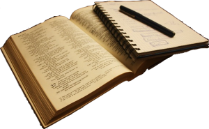 Bible Study - by courtesy of pixabay.com